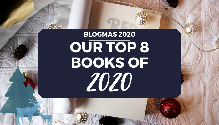 our top 8 books of 2020