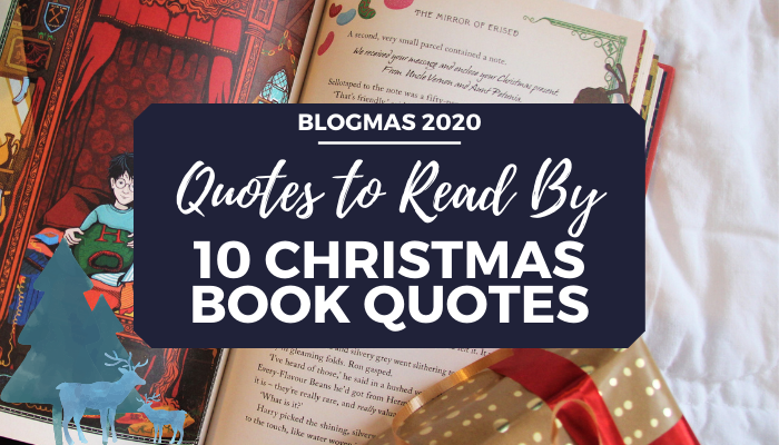 10 quotes from books about christmas