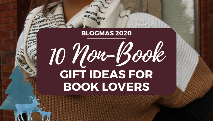 non-book gift ideas for book lovers