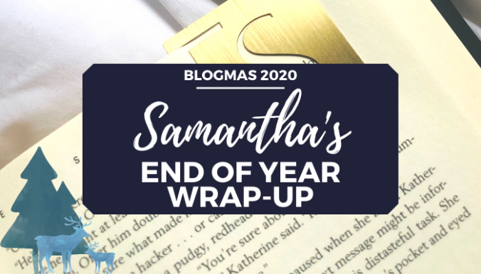 samantha's end of year book wrap up