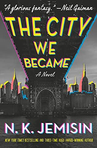 city we became n.k. jemisin