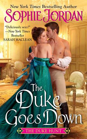 the duke goes down by sophie jordan