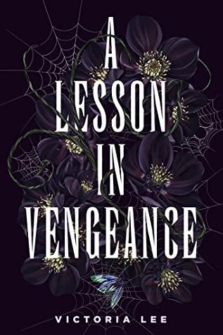 a lesson in vengeance victoria lee 2021 book release