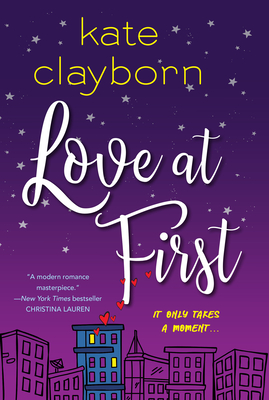 love at first kate clayborn