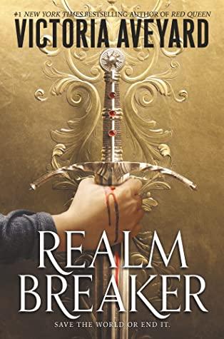 realm breaker victoria aveyard 2021 book release