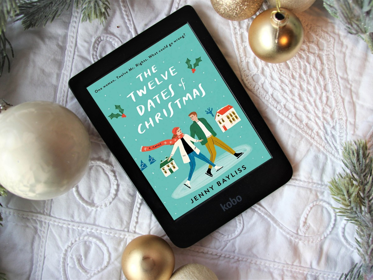 twelve dates of christmas book review