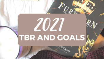 our 2021 tbr and goals