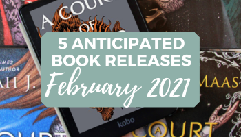 5 most anticipated book releases in february 2021