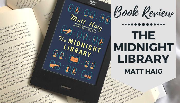 midnight library by matt hair book review
