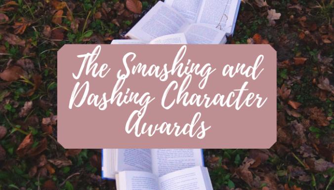 the smashing and dashing character awards