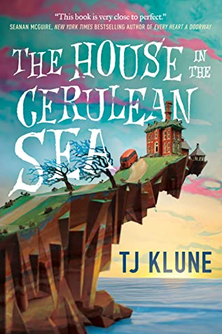 house in the cerulean sea book review