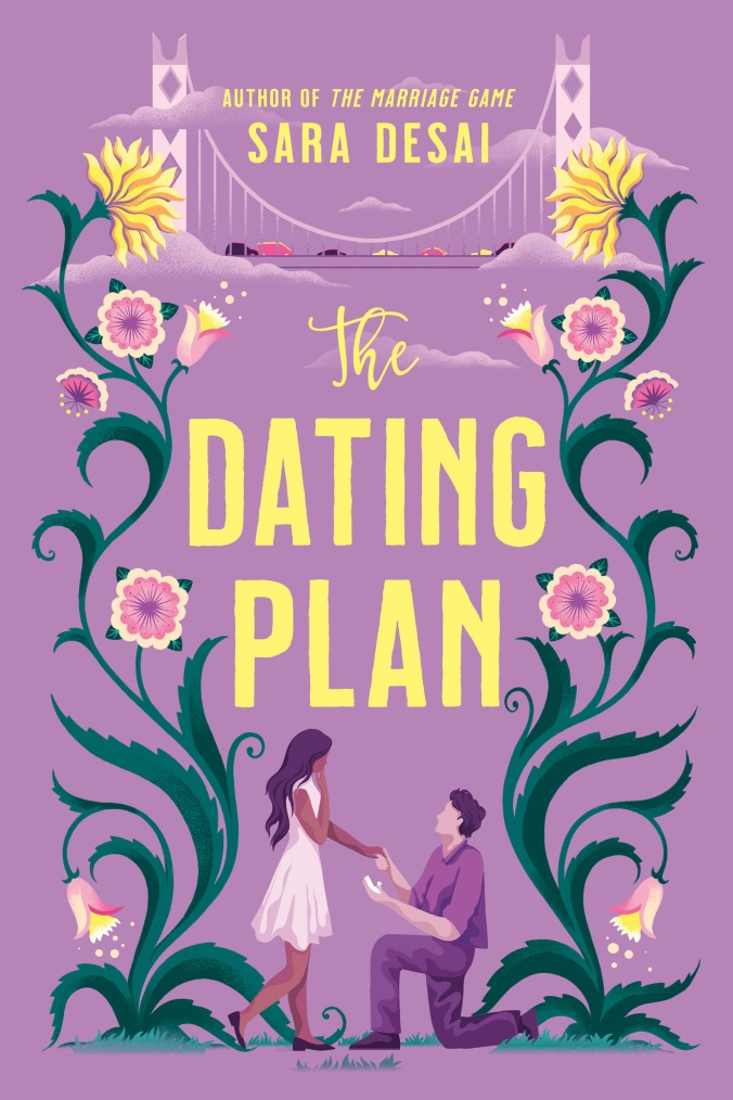 the dating plan sara desai march 2021 book release