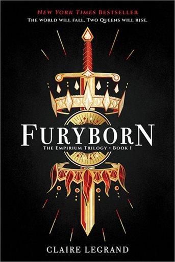 furyborn claire legrand book cover
