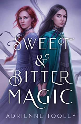 sweet and bitter magic march book release