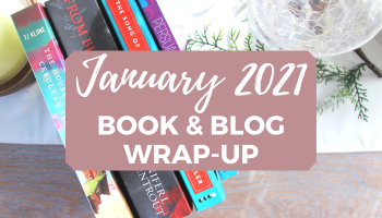 january 2021 book and blog wrap up