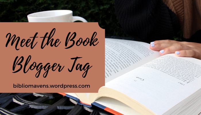 meet the book blogger tag
