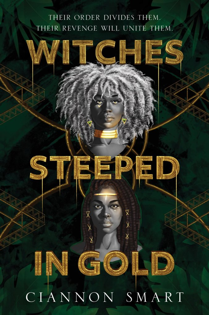witches steeped in gold ciannon smart