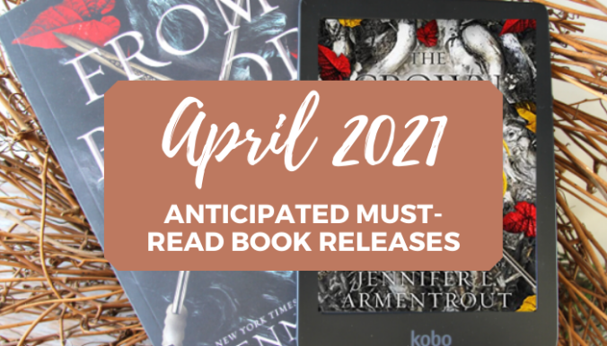 april 2021 book releases must read
